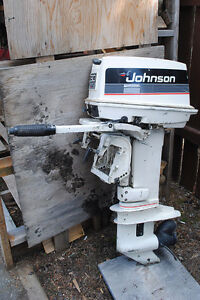 30 HP Johnson Outboard For Sale
