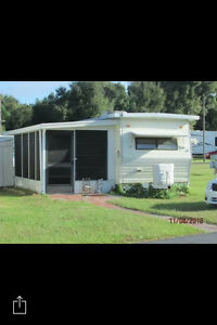 Trailer for rent in zepheryhills Florida