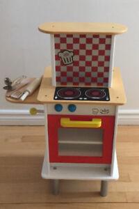 Module cuisine en bois