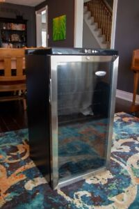 Whirlpool Wine Cooler - Model:  WWC359BLS