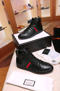 Gucci high-Top Sneakers size 11 US