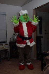 Best Grinch Costume Campbell River Comox Valley Area image 2