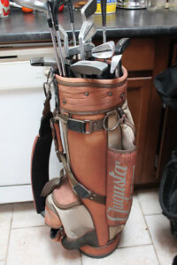 Used once new set of Knight golf clubs and extras Kawartha Lakes Peterborough Area image 6