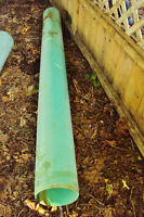"6 ft 8"" Ipex Sewer Pipe, SDR35"