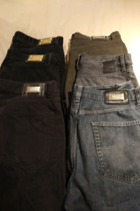Jeans - Hugo Boss, True Religion, 7 for all mankind