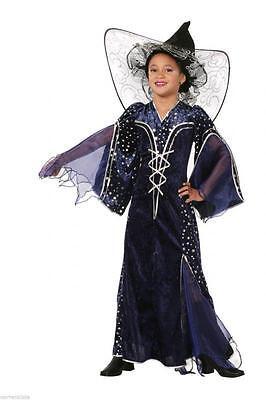 Kostüm Kleid Märchen Umhang Zauberer von Oz Os Hexe Mantel (Hexe Zauberer Von Oz)