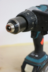 **ILLUMINATE** Makita Hammer Driver Drill, DHP458
