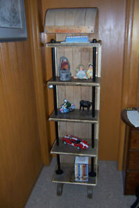 Toboggan Shelving unit