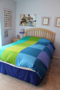 Bedroom Set - adapts with needs, Toddler Bed to Full/Double Bed