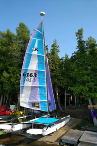 Hobie 17 sport with all accessories - excellent condition