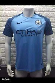 Manchester City football Shirt 2016/2017