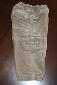Baby GAP Jersey Lined Cargo Pants (Cords)