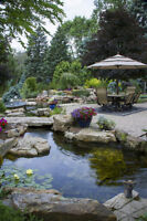 Landscaping construction-insured