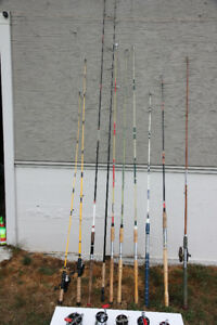 Fishing Rods and Reels