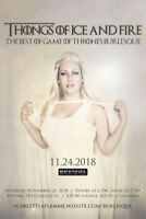 Thongs of Ice and Fire: The Best of Game of Thrones Burlesque