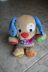 Laugh and Learn Puppy - Fisher Price