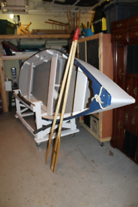 12 foot row boat for sale