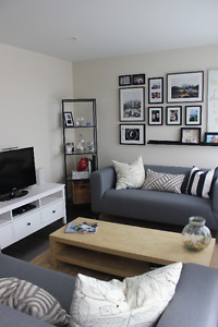 2 bedroom sublet May-August