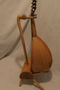 Hand Crafted Fiddle Stand