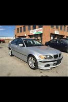 2003 BMW 330i ZHP 6spd PART OUT