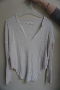 Aritzia TNA Long Sleeve Shirt