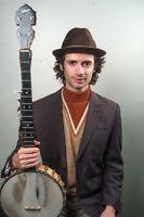 Banjo, Guitar and Ukulele Lessons