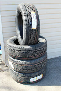 275/55R20 Continental tires