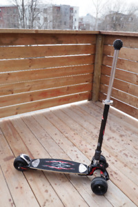 Trotinette micro monster 3 roues-  kickboard scooter for kids