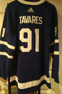 John Tavares Leafs Adidas Jersey - Brand New With Tags
