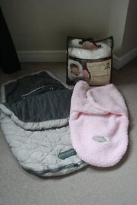 J.J Cole baby items