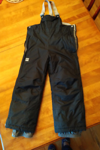 MEC Toaster Youth Bib Snow Pants, size 8
