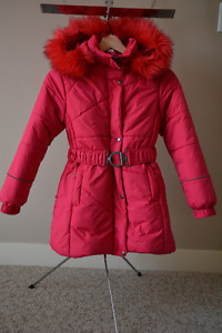 Beautiful Down Winter Jacket for Girls