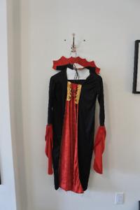 Vampire Costume!!! Muahahahaha!!