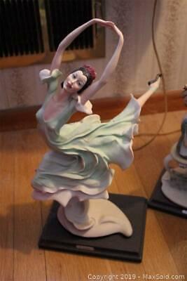 Armani Ballerina -  GIUSEPPE ARMANI!  ARABESQUE - BALLERINA!