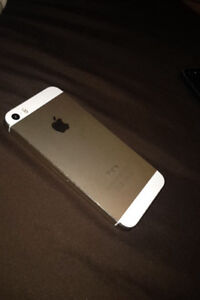 iPhone 5(White&Black) iPhone 5s (Gold)