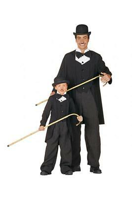 Charly Chaplin Kostüm Charlie Komiker Stumfilm 20er Jahre - Charlie Chaplin Kostüme
