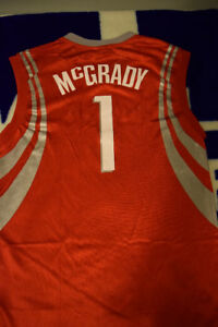 Houston Rockets - Tracy McGrady Jersey - Small Size - $40