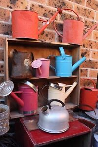SHABBY WATERNG CANS West Pennant Hills The Hills District Preview