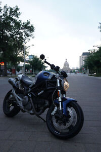 Ducati Monster W/ $3000 in upgrades & extras