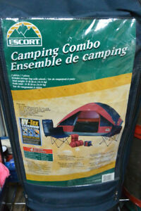 Camping  4 persons Tent Combo