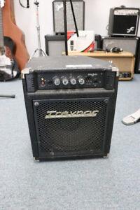 Traynor Dynabass 50 watt Bass Amp (#12891)