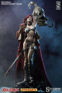 Red Sonja Premium Format Exclusive Statue Sideshow