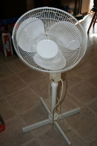 stand or table fan
