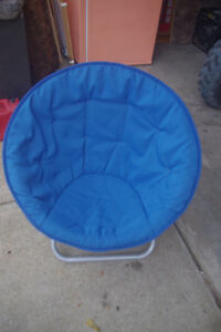 Round Beach Chair