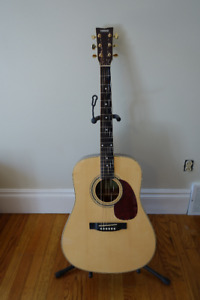 Yamaha FD02 Acoustic Guitar