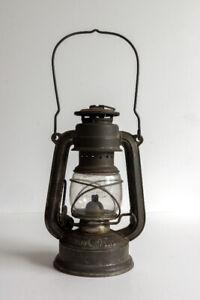 German WWII Field Kerosene Lamp