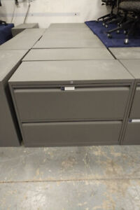 Teknion 2 Drawers Lateral Filing Cabinet, Great Condition, Call!