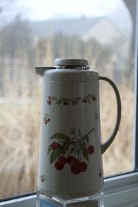 keep-warm coffee carafe