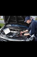 Qualified mechanic with low rates