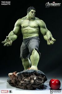 Sideshow Avengers Hulk Maquette